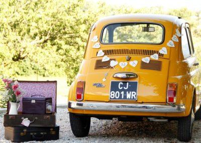 Fiat 500, Farandoles & Cotillons