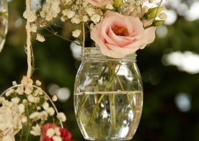 Vases suspendus